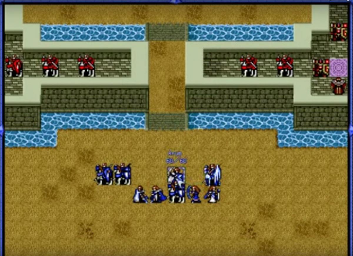 COMPLETE] Fire Emblem Gaiden PC Translation - NES and SNES