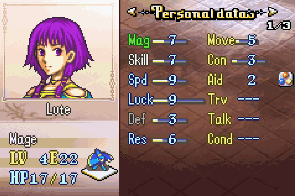 Fire emblem 8: Quality of Life Patch - Fan Projects