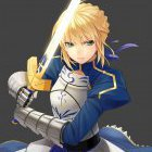 Fate of Saber