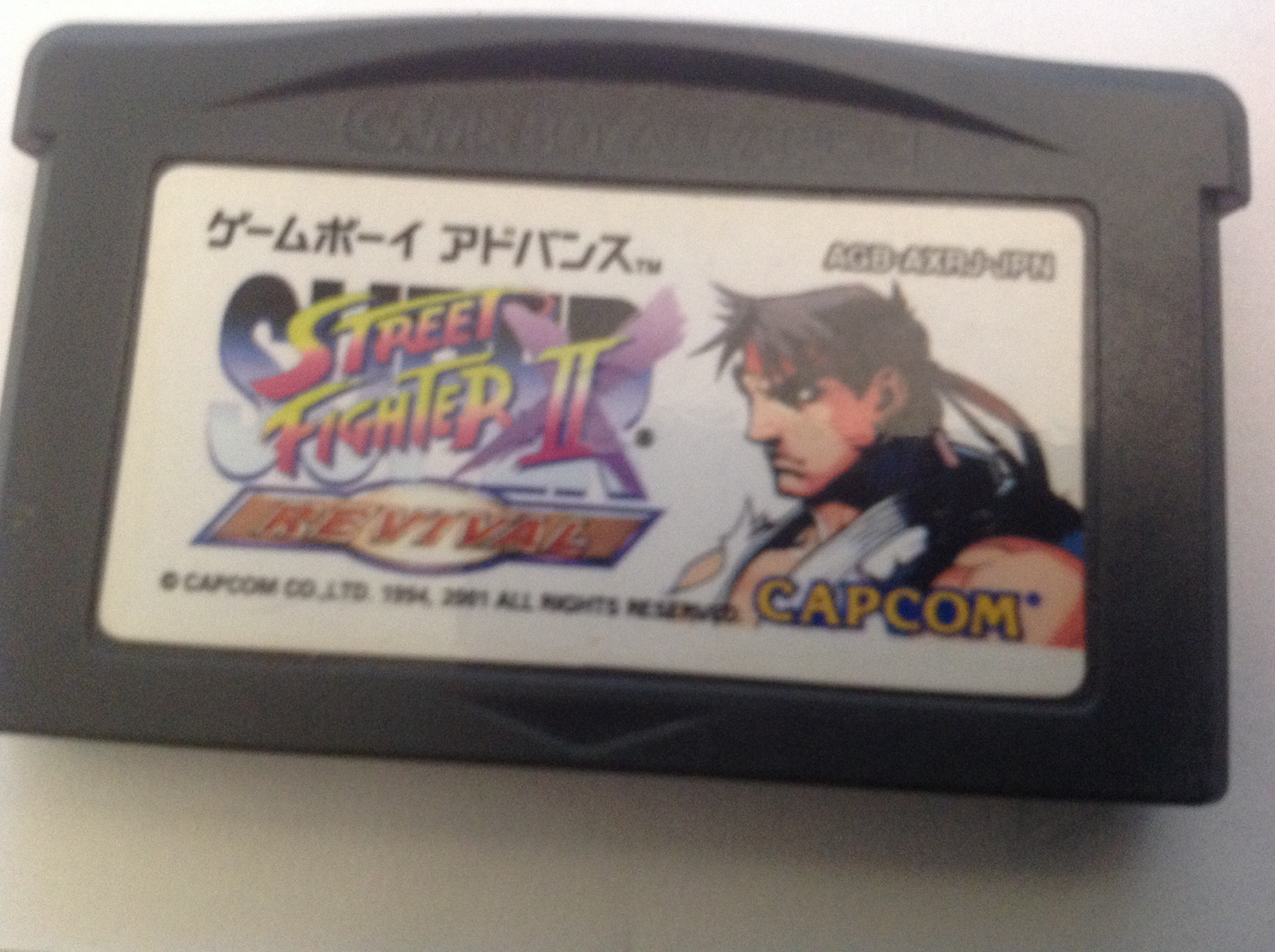 Purple Clad Gamer Reviews Super Street Fighter X Revival Turbo